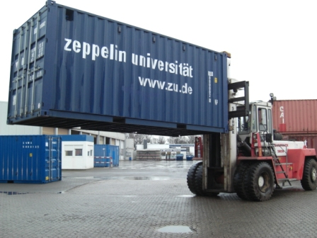 Container moves
